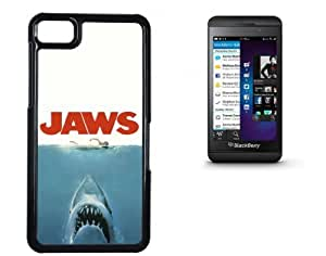 Blackberry Z10 Case With Printed High Gloss Insert Jaws