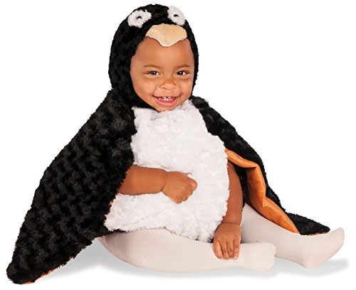 [Rubie's Costume Co. Baby Penguin Costume, As Shown, Infant] (Penguin Baby Costumes)