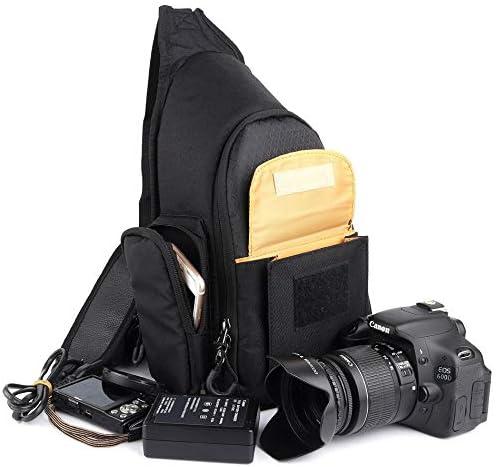 Funda para cámara réflex Digital Olympus OMD EM3 EM1 EM5 EM10 Mark ...