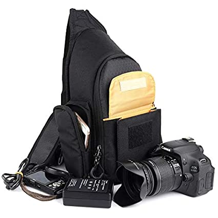 DSLR - Mochila para cámara Canon 750D 1300D 1200D 1100D 100D 200D ...