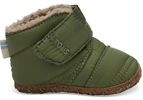 - TOMS Kids Unisex Cuna (Infant/Toddler) Light Pine Quilted 2 M US Infant M
