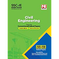 SSC: JE Civil Engineering - Previous Year Conventional Solved Papers