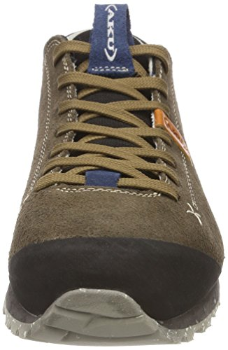 Suede 050 Marrón Senderismo Bellamont Zapatillas Brown Adulto de AKU Unisex wCFqzC