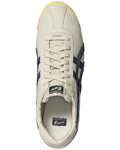 Asics Onitsuka Tiger Unisex Tiger Corsair Vin Sneaker BIRCH/INDIA INK
