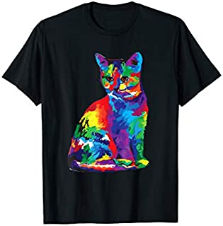Cat Lover  Funny Cats Kitty  Kitty T-shirt | Size S - 5XL