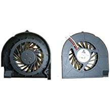 Looleking fan for HP Compaq presario CQ60 CQ60-100 CQ60-200 Series CQ60-404CA CQ60-409CA CQ60-410US CQ60-413NR CQ60-417CA CQ60-417DX CQ60-417NR CQ60-418CA CQ60-418DX CQ60-419WM CQ60-420US CQ60-421NR CQ60-422DX CQ60-423DX CQ60-427NR CQ60-427US CQ60-430CA CQ60-433US CQ60-514NR CQ60-615DX CQ60Z-200 CTO Laptop / Notebook CPU Cooling Fan