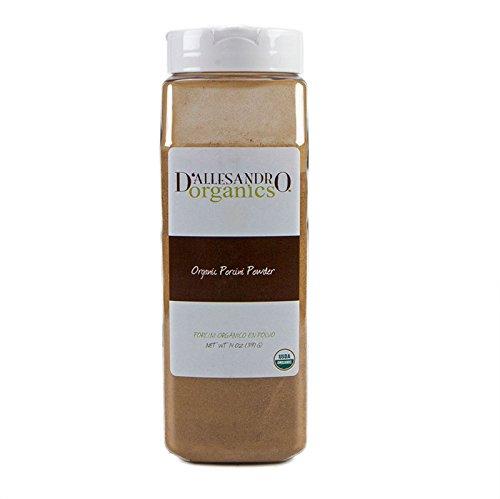 Organic Porcini Mushroom Powder - 14 oz