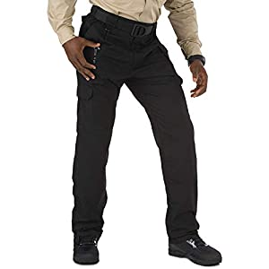 5.11 Tactical Men's Taclite Pro Lightweight Performance Pants, Cargo Pockets, Action Waistband, Style 74555