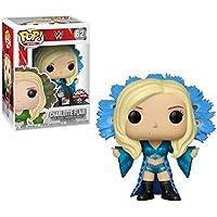 WWE: Charlotte Flair (Blue Ver.) - Pop! Vinyl Figure
