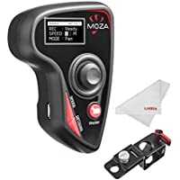 MOZA Wireless Thumb Controller with Follow Control for MOZA Air MOZA AirCross Gimbal Stabilizer, Mimic Control, OLED Display