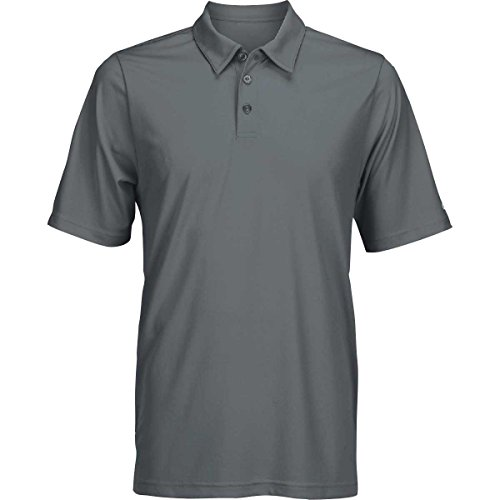 Oakley Men's Basic Polo, Sheet Metal, Small