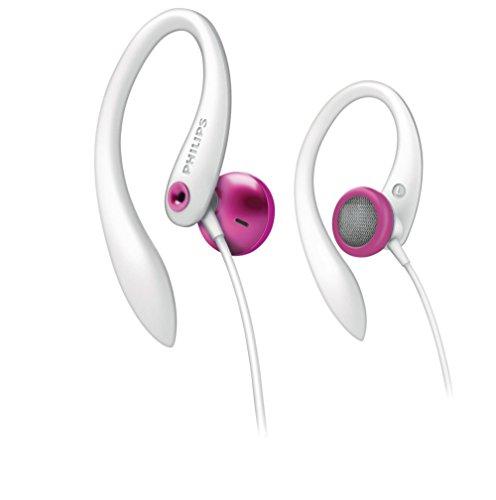 Philips Earhook Headphone Music Colors (Philips Ear Clip)