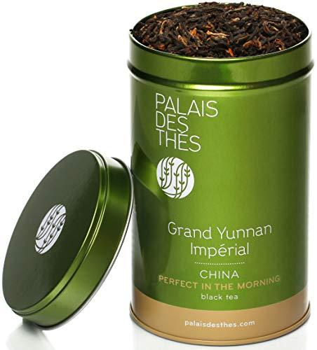 (Palais des Thés Grand Yunnan Imperial Black Tea, 3.5oz Metal Tin)