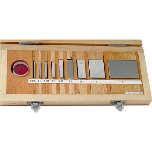 HHIP 4101-0031 Micrometer Checking Gage Block Set(Grade-0...