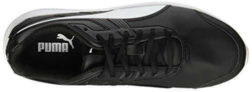 de Unisex Black White SL Cross Puma Negro puma Adulto Puma Escaper Zapatillas x7faqXtX