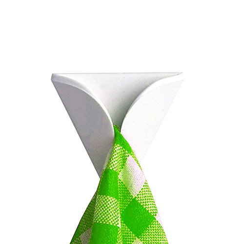 interdesign-self-adhesive-dish-towel-holder-for-kitchen-pack-of-2-white