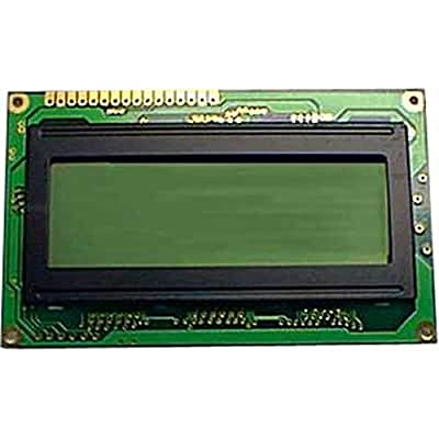 LCD; CHARACTER MODULE; 20X4; TRANSFLECTIVE; LED BACKLIGHT; GRAY MODE STN; BOTTOM VIEW, Pack of 2