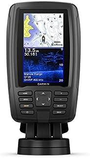 "Garmin® 010-01887-05 - ECHOMAP™ Plus 45cv 4.3"" Chirp Fish Finder/Chartplotter with ClearVü/DownVü Transd"