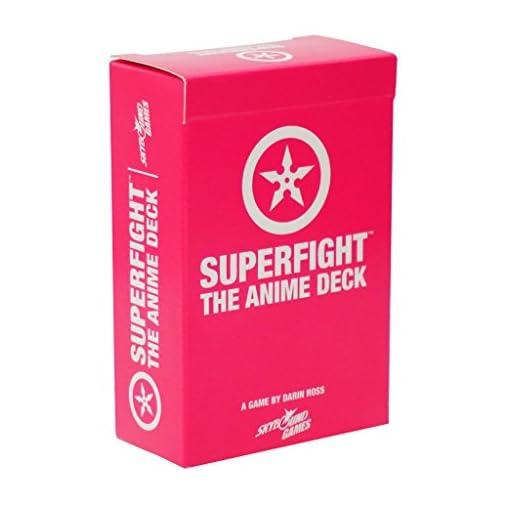 SUPERFIGHT: The Anime Card Deck