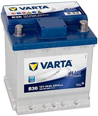 12 V 44Ah 420 Amps En Varta Blue Dynamic B36 Batterie Voitures