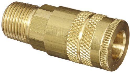 Hydraulic Hose Quick Coupler - 3