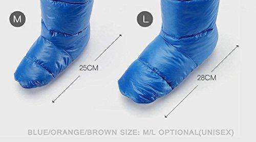 ISEYMI - Zapatillas de estar por casa para mujer Azul