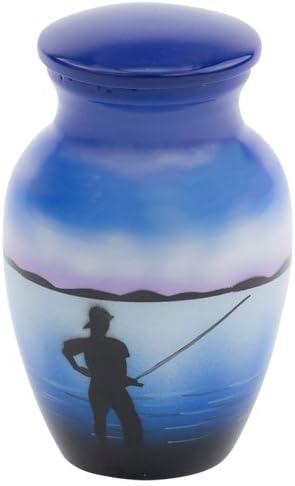 Fishing Bobber Keepsake Cremation Urn 2 Inches