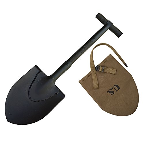 ZWJPW-WW2 US ARMY USMC M1910 T-HANDLE SHOVEL OUTDOORS for sale  Delivered anywhere in USA