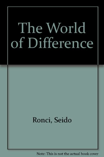 The World of Difference