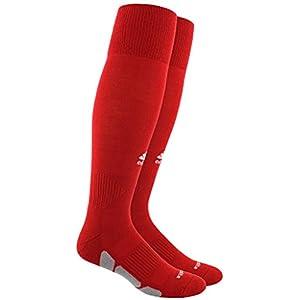 adidas Utility All Sport Socks, Medium, Power Red/White/Light Onix
