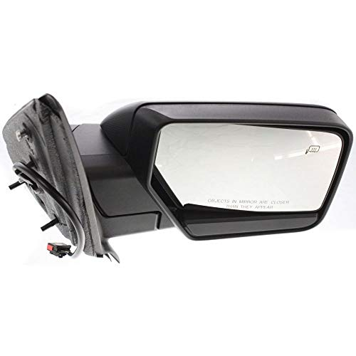 Kool Vue Power Mirror For 2007-2016 Ford Expedition Passenger Side Heated - Ford Expedition Side Mirror