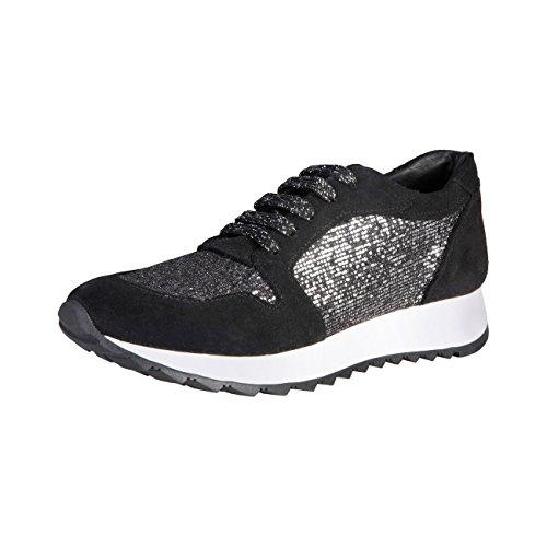 Ana Lublin EIVOR Sneakers Damen Schwartz