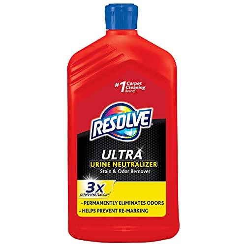 Resolve Ultra Pet Urine Stain & Odor Eliminator, 28oz
