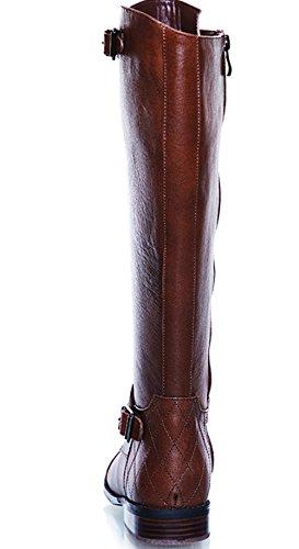 Nine SevenKnee High Boots - Botas mujer marrón