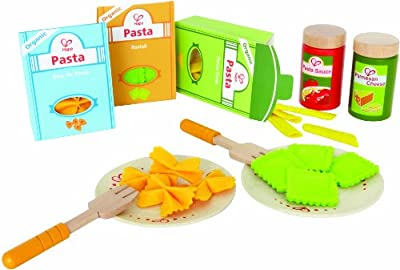 Hape Playfully Delicious Pasta Set from Hape