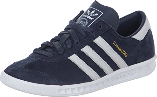 adidas Herren Hamburg Low-Top Blau