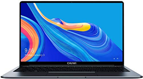 CHUWI LapBook Pro 14.1 inch Windows 10 Laptop, 1080P Laptop Computer with Intel Gemini-Lake N4100 8GB RAM / 256GB SSD…