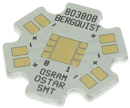 Thermal Substrates - MCPCB 1-UP INDV STAR OSRAM OSTAR SMT (50 pieces)