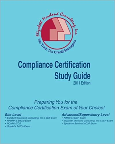 Amazon.com: Compliance Certification Study Guide: 2011 Edition ...