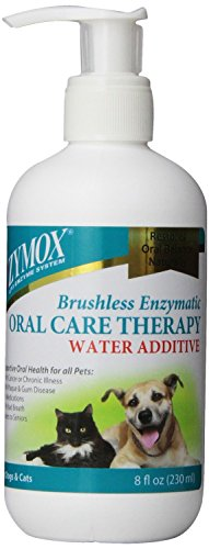 Zymox Water Additive Oral Solution 8 Oz Size:Pack of 2 by Pet King