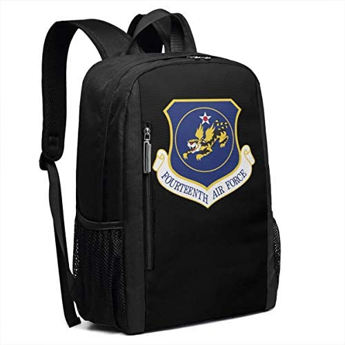 Fashionable Backpack Suitable for 17 Inches Air Force Outdoor Travel Laptop Backpack Travel Accessories U.S