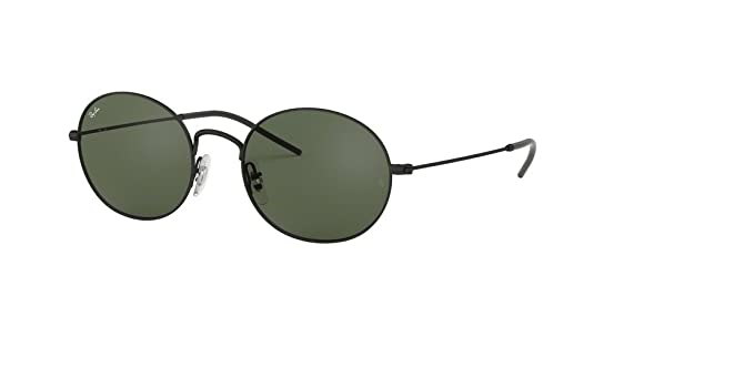 Ray-Ban RB3594 BEAT 901471 53M Black Rubber/Green Sunglasses