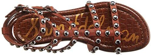 Sam Edelman Eavan Gladiador Sandalias de La Mujer Deep Saddle