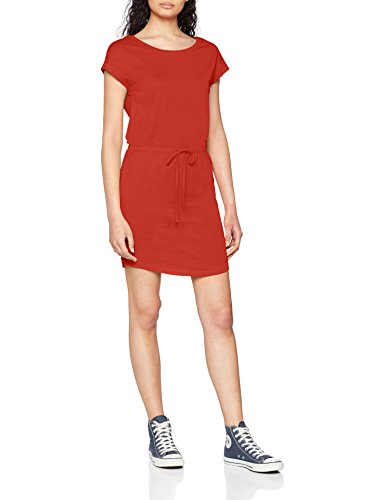NOS Vestito Scarlet S Dress ONLY Flame Noos Rosso Onlmay Donna S TwqAa1fxd