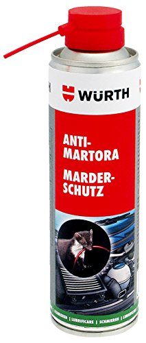 REPELLENTE ANTI RODITORI MARTORA SPRAY DA 250 ML Wurth
