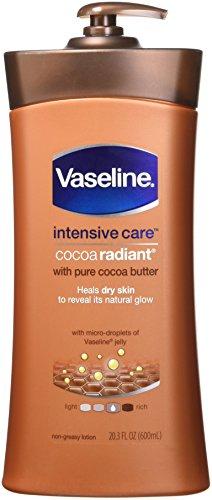 (Vaseline Intensive Care Lotion, Cocoa Radiant 20.3 oz)