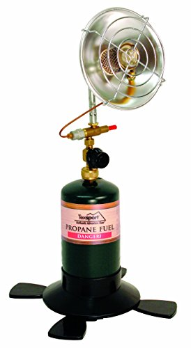 Texsport Portable Outdoor Propane Heater (Renewed)