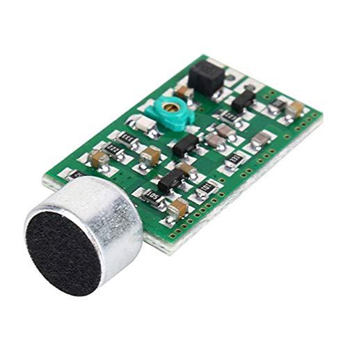 Semoic FM Transmitter Module Board 88MHZ-108MHZ BugWiretap Dictagraph Interceptor by Semoic (Image #2)
