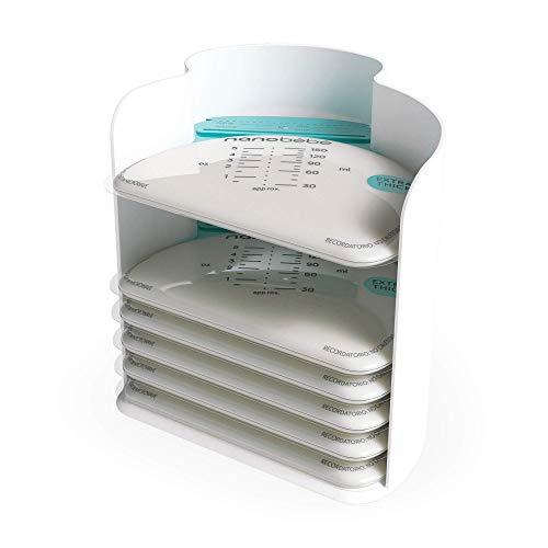 nanobebe 25 Breastmilk Storage