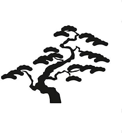 A5 wiederverwendbare Schablone Bonsai-Baum Mylar 11.7 x 16.5 in moderne Wanddekoration Kurze A3 size A3 297 x 420 mm T7 A4 florales Design wiederverwendbare Schablone
